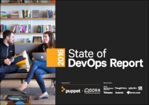 2016 State of DevOps Report